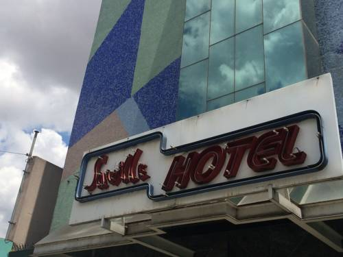 Saville Hotel Cover Picture