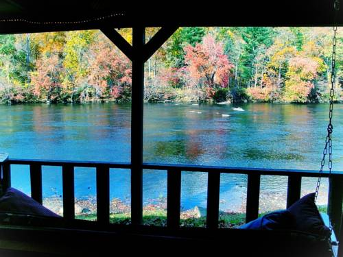 Asheville River Cabins Cover Picture