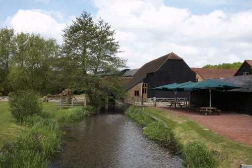 Tewin Bury Farm Hotel Cover Picture
