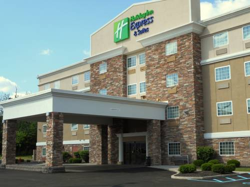 Holiday Inn Express & Suites Carmel North – Westfield Cover Picture