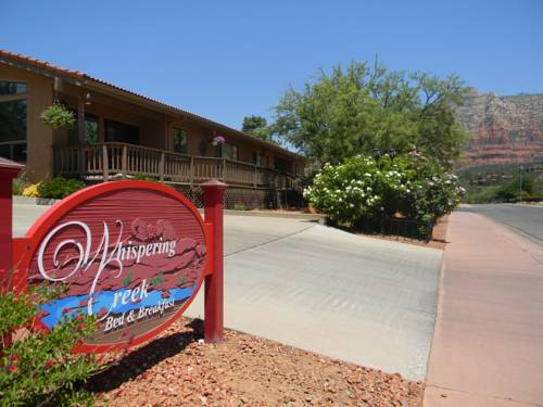 Whispering Creek Bed & Breakfast Cover Picture