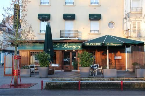 Hôtel Restaurant Le Bourgogne Cover Picture