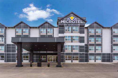 Microtel Inn & Suites by Wyndham Whitecourt Cover Picture