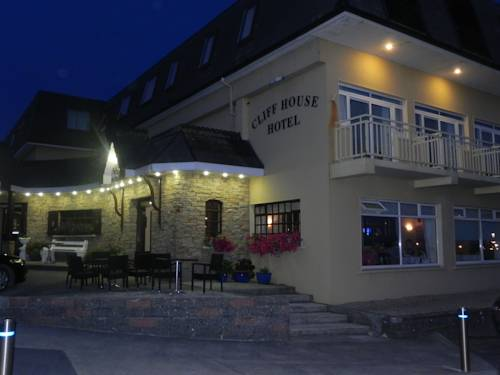 The Cliff House Hotel Cover Picture