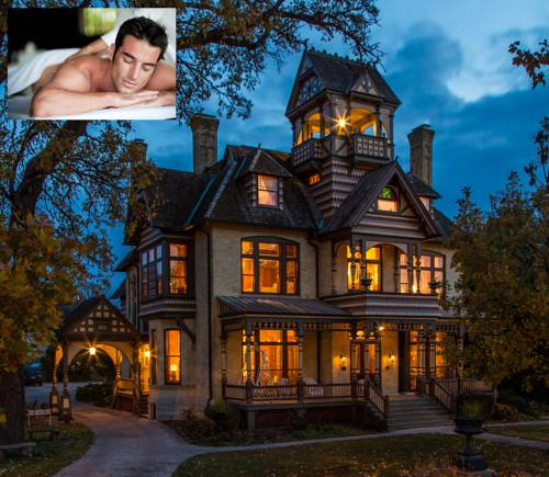 Allyn Mansion Cover Picture