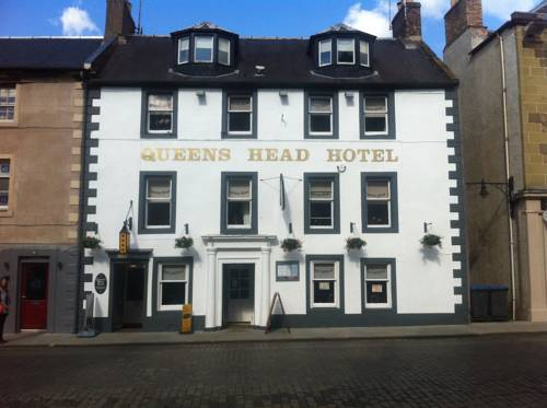 Queenshead Hotel Kelso Cover Picture