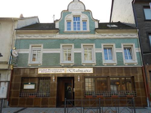 Hotel-Restaurant Dalmatia Cover Picture