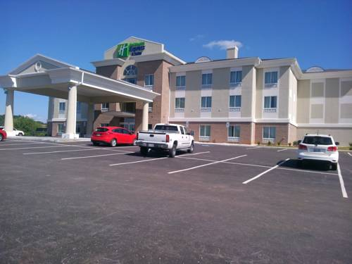 Holiday Inn Express & Suites Lebanon Cover Picture