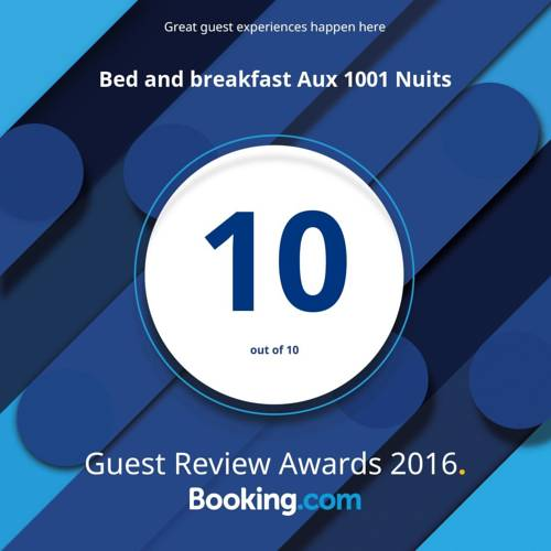 Bed and breakfast Aux 1001 Nuits Cover Picture