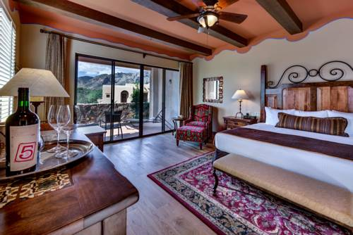Hacienda del Sol Guest Ranch Resort Cover Picture