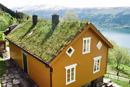 Three-Bedroom Holiday home in Nordfjordeid 3 Cover Picture