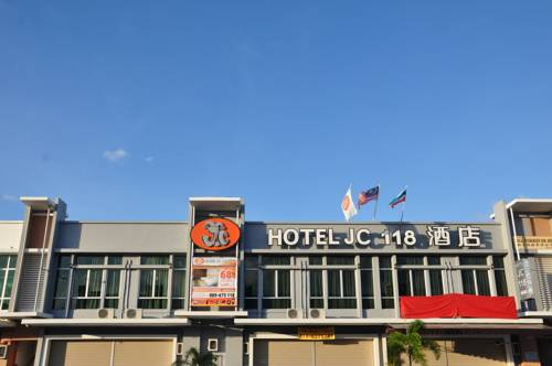 HOTEL JC 118 Cover Picture
