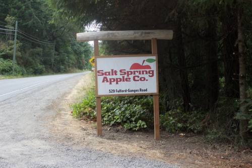 B&B @ Salt Spring Apple Company Cover Picture