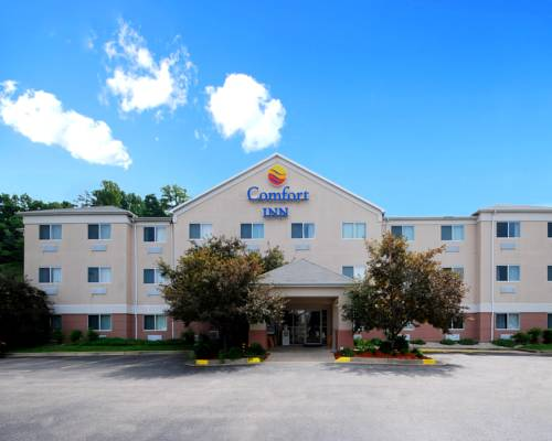 Comfort Inn Barboursville Cover Picture