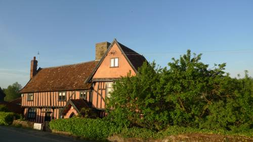 Tudor Farmhouse B&B Cover Picture