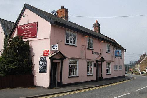 The Dog Inn Cover Picture