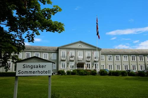 Singsaker Sommerhotell Cover Picture