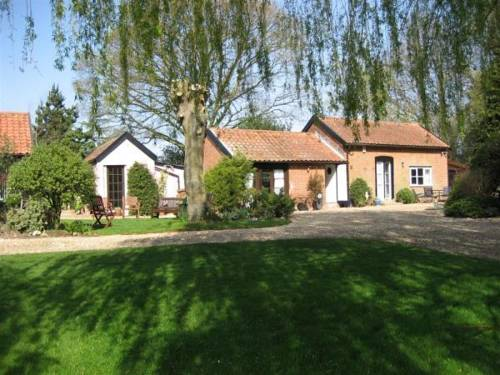 Thatched Farm Holiday Cottages Cover Picture
