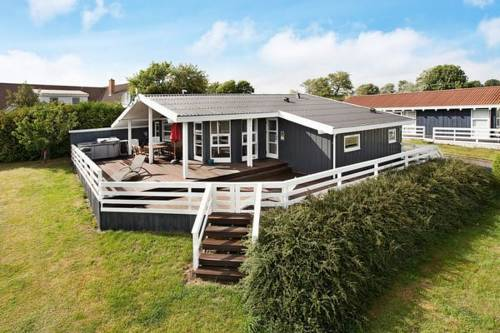 Four-Bedroom Holiday home in Rønde 3 Cover Picture