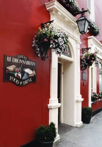 O'Donovan's Hotel Cover Picture