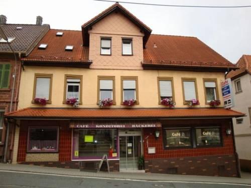 Cafe - Pension Zum Goldenen Stern Cover Picture