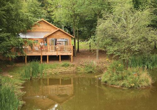 Henlle Hall Woodland Lodges Cover Picture