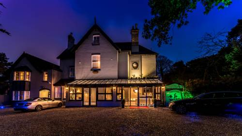 Derby Manor Hotel Cover Picture