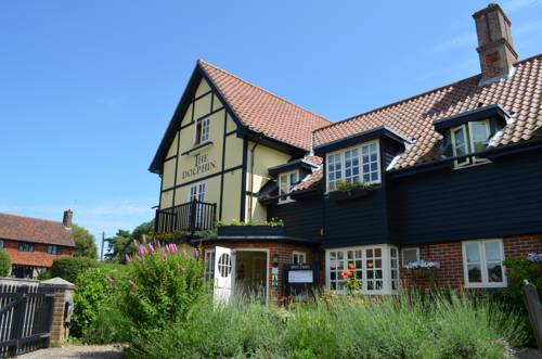 The Dolphin Inn Cover Picture