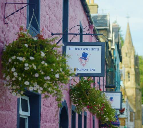The Tobermory Hotel Cover Picture