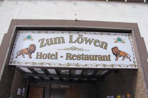 Zum Löwen Hotel Cover Picture