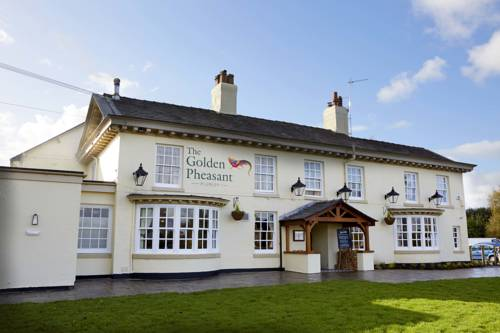 The Golden Pheasant Cover Picture