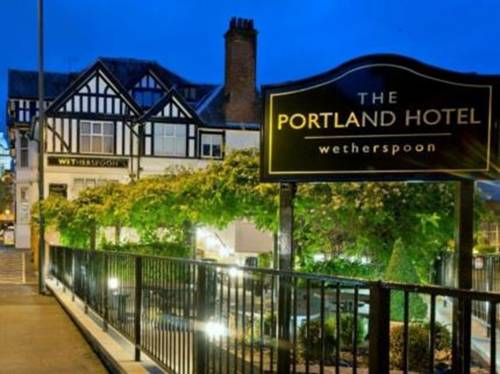 The Portland Hotel Cover Picture