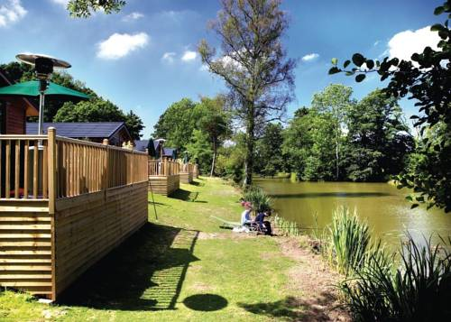 Upton Lakes Lodges Cover Picture
