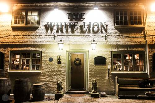 The White Lion, Soberton Cover Picture