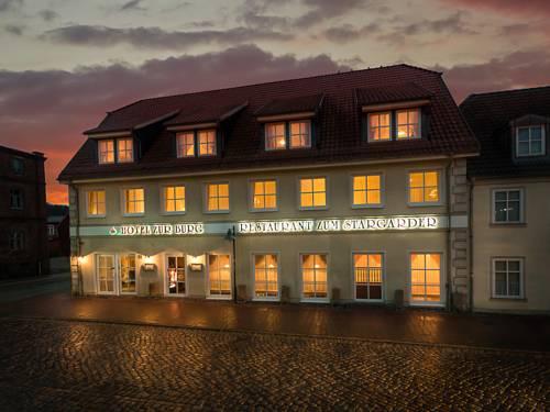 Hotel zur Burg Cover Picture
