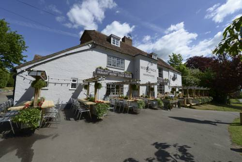 The Woolpack Inn Cover Picture