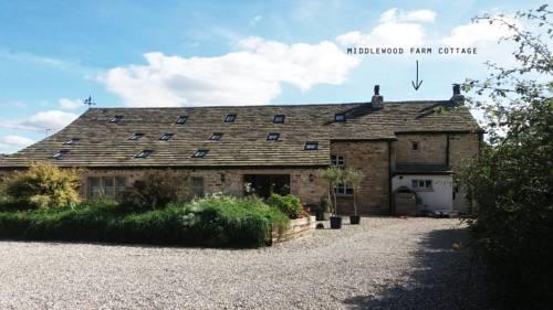 Middlewood Farm Cottage Cover Picture