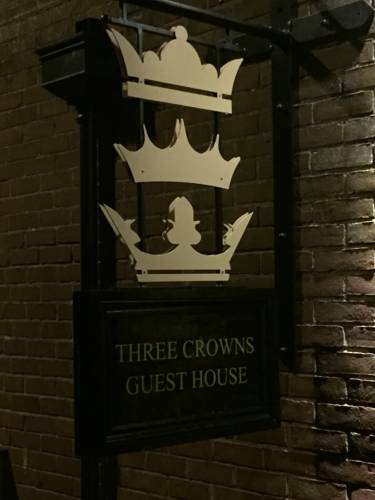 Three Crowns Guest House Cover Picture