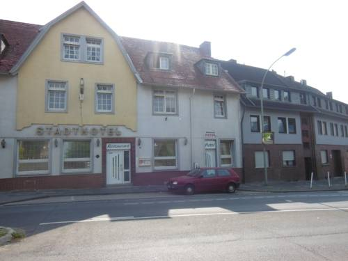 Stadthotel Übach Cover Picture