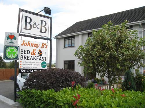 Johnny B's B&B Cover Picture