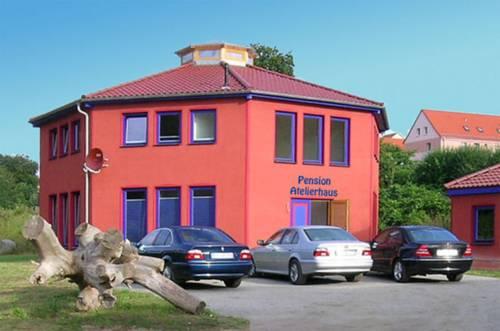 Pension Atelierhaus am Schmetterlingspark Cover Picture