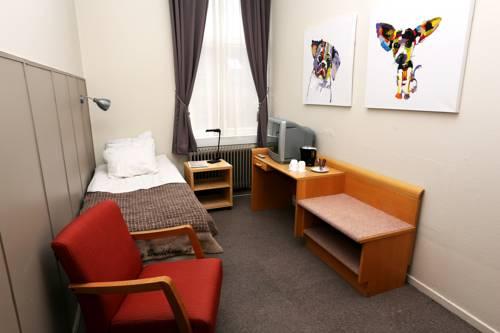 Hostel Dag Bondeheim Cover Picture
