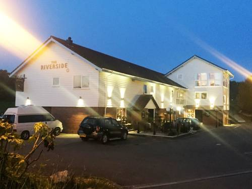 The Riverside inn Cover Picture