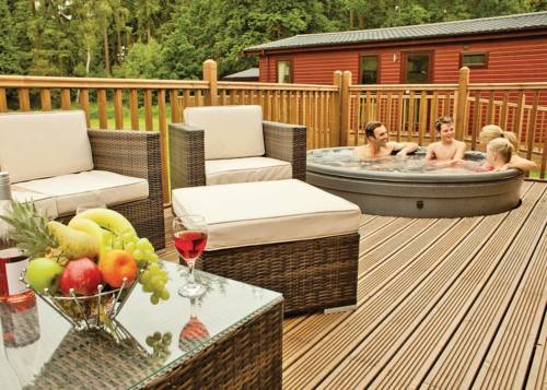 Bainland Lodges Cover Picture