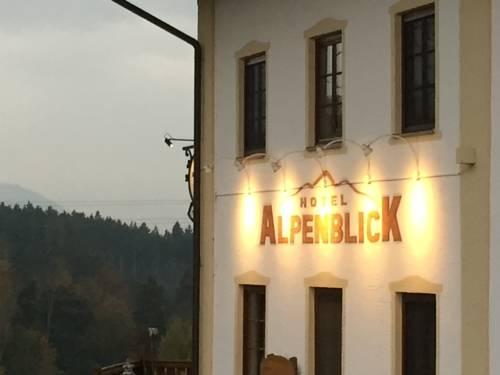 Hotel Alpenblick Cover Picture