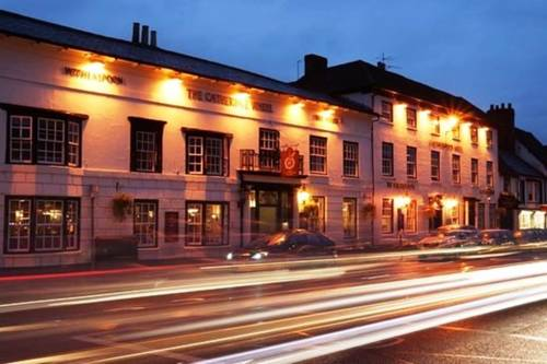 The Catherine Wheel Hotel Cover Picture