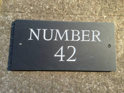 Number 42 Strangford Cover Picture