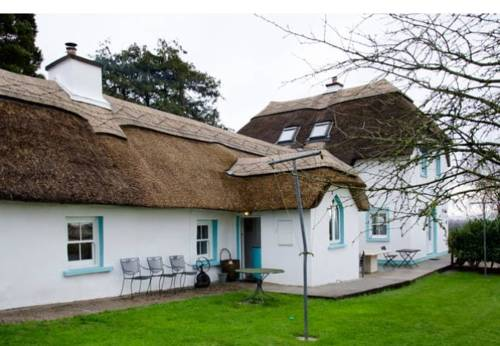 The Thatched Cottage Cover Picture