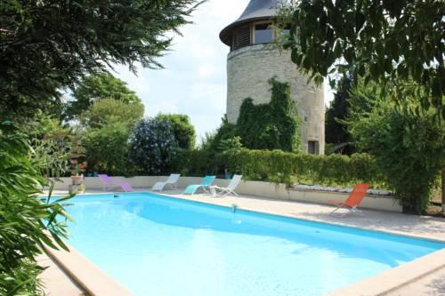 Le Moulin de Margaux Cover Picture