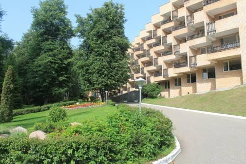 Zvenigorod Minzdrava Rossii Health Resort Cover Picture